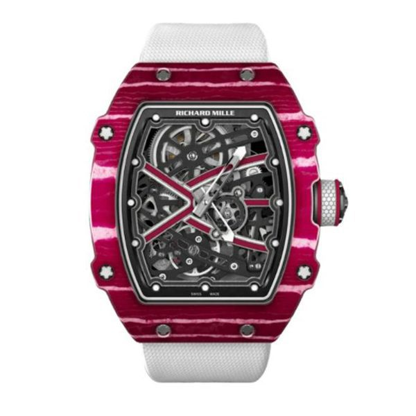 Richard Mille Pre-owned High Jump