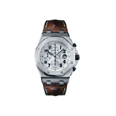 AUDEMARS PIGUET PRESTIGE SPORTS COLLECTION ROYAL OAK OFFSHORE SAFARI CHRONOGRAPH MEN'S WATCH