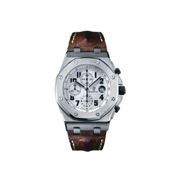 AUDEMARS PIGUET ROYAL OAK OFFSHORE PRESTIGE SPORTS COLLECTION SAFARI CHRONOGRAPH MEN'S WATCH REF. 26170ST.OO.D091CR.01