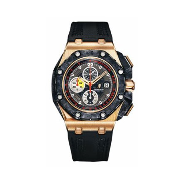 AUDEMARS PIGUET ROYAL OAK OFFSHORE GRAND PRIX CHRONOGRAPH MEN'S WATCH REF. 26290RO.OO.A001VE.01