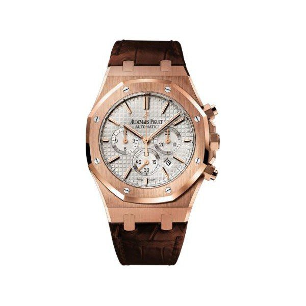 AUDEMARS PIGUET ROYAL OAK CHRONOGRAPH 41MM 18KT ROSE GOLD MEN'S WATCH