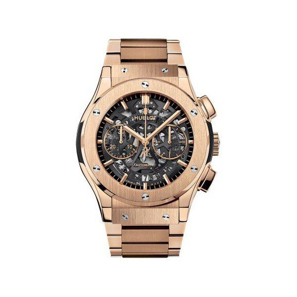 HUBLOT CLASSIC FUSION AEROFUSION CHRONOGRAPH 45MM MENS WATCH