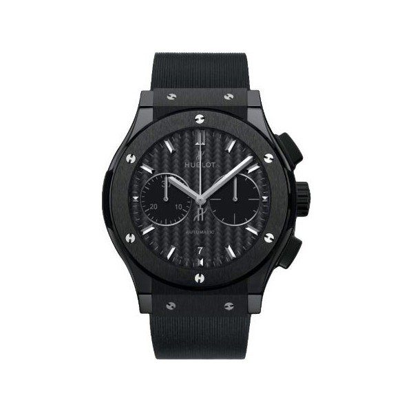 HUBLOT CLASSIC FUSION CHRONOGRAPH 42MM MENS WATCH