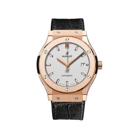 HUBLOT CLASSIC FUSION AUTOMATIC 38MM MIDSIZE WATCH