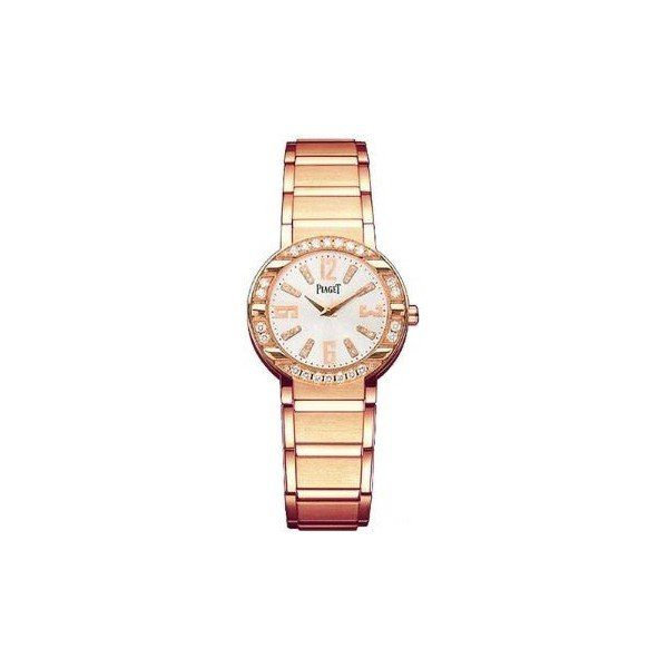 PIAGET POLO LADIES' QUARTZ DIAMOND WATCH