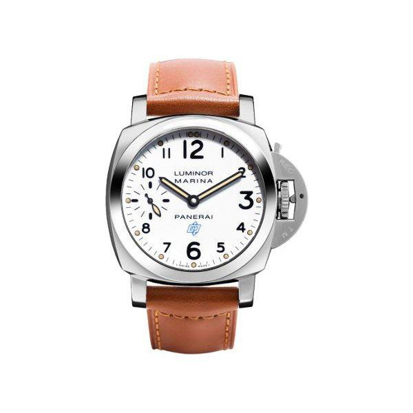 PANERAI LUMINOR MARINA LOGO 44MM MEN'S WATCH