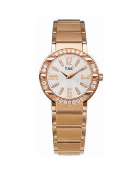 PIAGET POLO QUARTZ DIAMOND LADIES WATCH