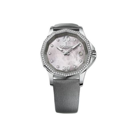 CORUM ADMIRAL'S CUP LEGEND 38MM STAINLESS STEEL LADIES WATCH