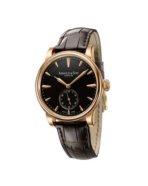 ARNOLD & SON HMS1 LIMITED EDITION 250 PIECES 40MM 18KT ROSE GOLD MEN'S WATCH