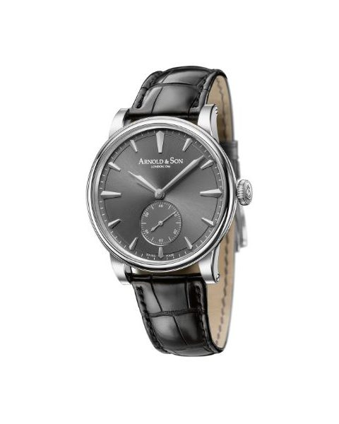 ARNOLD & SON HMS1 40MM STAINLESS STEEL LIMITED EDITION 250 PIECES MEN'S WATCH