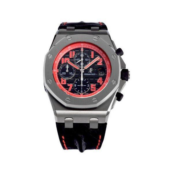 AUDEMARS PIGUET ROYAL OAK OFFSHORE CHRONOGRAPH 44MM TITANIUM MEN'S WATCH