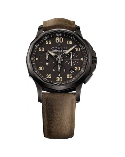 CORUM ADMIRAL'S CUP CHRONOGRAPH 42MM STAINLESS STEEL MEN'S WATCH