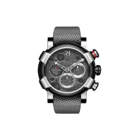 ROMAIN JEROME MOON-DNA MOON DUST STEEL MOOD CHRONOGRAPH 46MM STAINLESS STEEL MEN'S WATCH