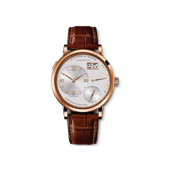 A. LANGE & SOHNE GRAND LANGE 1 40.9MM 18KT ROSE GOLD MEN?S WATCH