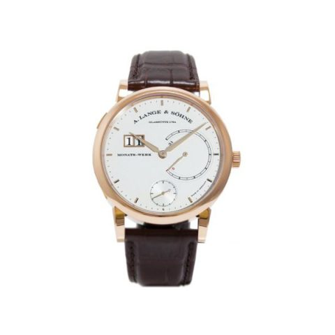 A. LANGE & SOHNE LANGE 31 45.9MM 18KT ROSE GOLD MEN'S WATCH