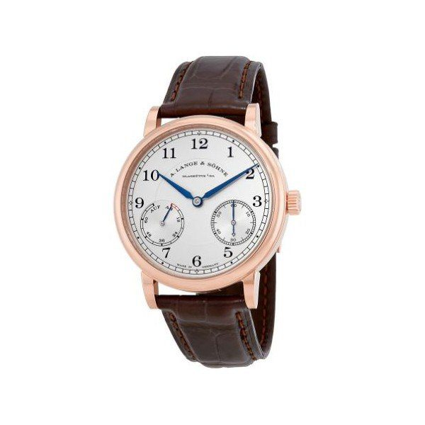 A. LANGE & SOHNE 1815 UP DOWN 39MM 18KT ROSE GOLD MEN'S WATCH