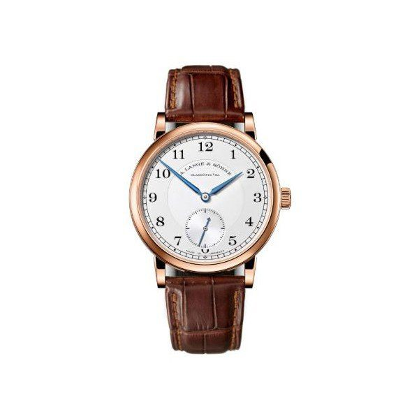 A. LANGE & SOHNE 1815 MANUAL WIND 38.5MM 18KT ROSE GOLD MEN'S WATCH
