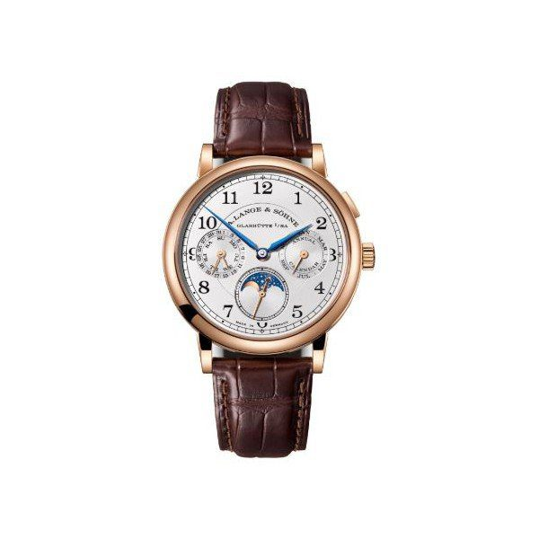 A. LANGE & SOHNE 1815 ANNUAL CALENDAR 40MM 18KT ROSE GOLD MEN'S WATCH