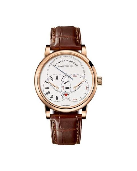 A. LANGE & SOHNE RICHARD LANGE 39.9MM 18KT ROSE GOLD MEN?S WATCH