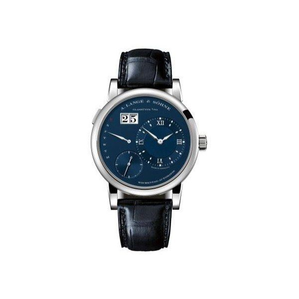 A. LANGE & SOHNE LANGE 1 DAYMATIC 39.5MM 18KT WHITE GOLD MEN'S WATCH