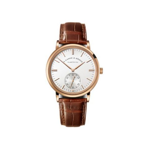 A. LANGE & SOHNE SAXONIA 38.5MM 18KT ROSE GOLD MEN'S WATCH