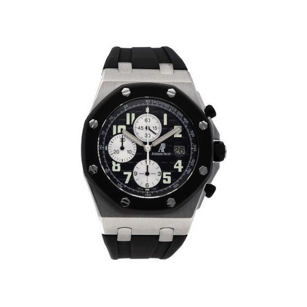 AUDEMARS PIGUET ROYAL OAK OFFSHORE CHRONOGRAPH 52MM X 44MM STAINLESS STEEL MEN'S WATCH