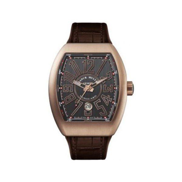 FRANCK MULLER VANGUARD 44MM x 53MM 18KT ROSE GOLD MEN'S WATCH