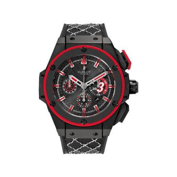 HUBLOT BIG BANG KING POWER DWAYNE WADE LIMITED EDITION OF 500 PCS 48MM MEN'S WATCH