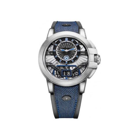 HARRY WINSTON PROJECT Z11 LIMITED EDITION 42MM ZALIUM MEN'S WATCH