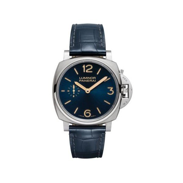 PANERAI LUMINOR 42MM TITANIUM MEN'S WATCH