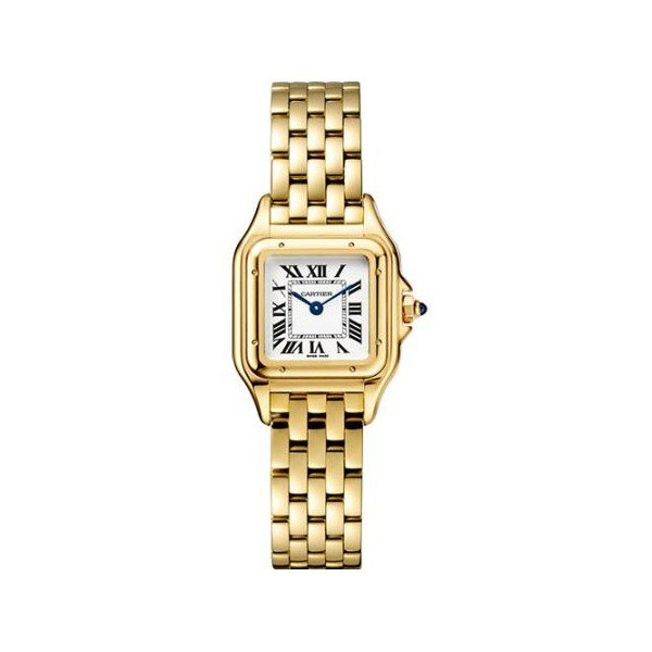 CARTIER PANTHERE DE CARTIER 22MM X 30MM 18KT YELLOW GOLD LADIES WATCH