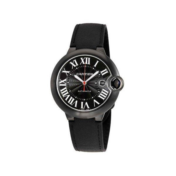 CARTIER BALLON BLEU DE CARTIER 42.1MM STAINLESS STEEL MEN'S WATCH