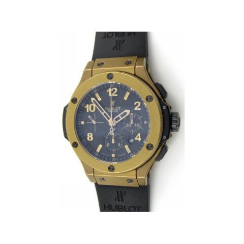 HUBLOT BIG BANG BULLET BANG CERMET CERAMIC AND METAL ALLOY 45MM MEN'S WATCH