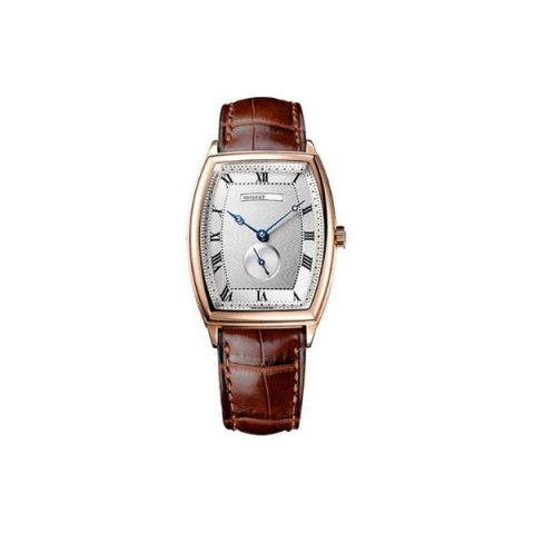 BREGUET HERITAGE MIDSIZE 35MM X 29.6MM 18KT ROSE GOLD UNISEX WATCH