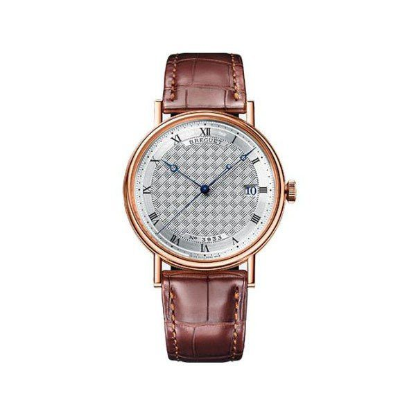 BREGUET CLASSIQUE 38MM 18KT ROSE GOLD MEN'S WATCH