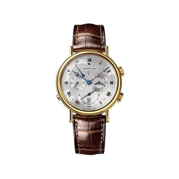 BREGUET LE REVEIL DU TSAR CLASSIQUE ALARM 39MM 18KT YELLOW GOLD MEN'S WATCH