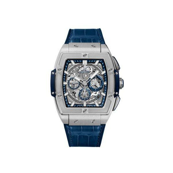 HUBLOT SPIRIT OF BIG BANG 42MM TITANIUM MEN'S WATCH