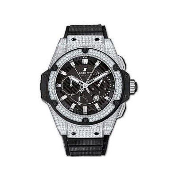 HUBLOT KING POWER ZIRCONIUM PAVE 48MM MEN'S WATCH