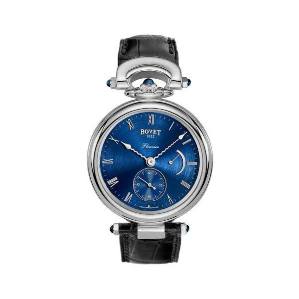 BOVET AMADEO FLEURIER 43MM STAINLESS STEEL MEN'S WATCH