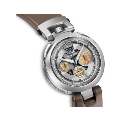 BOVET PININFARINA CAMBIANO CHRONOGRAPH 45MM STAINLESS STEEL MEN'S WATCH