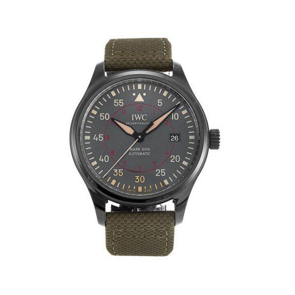 IWC PILOT'S WATCH MARK XVIII TOP GUN MIRAMAR 41MM CERAMIC MEN'S WATCH