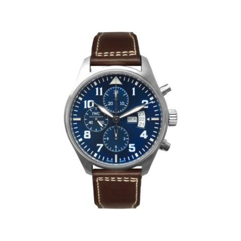 IWC PILOT LE PETIT PRINCE 43MM STAINLESS STEEL MEN?S WATCH
