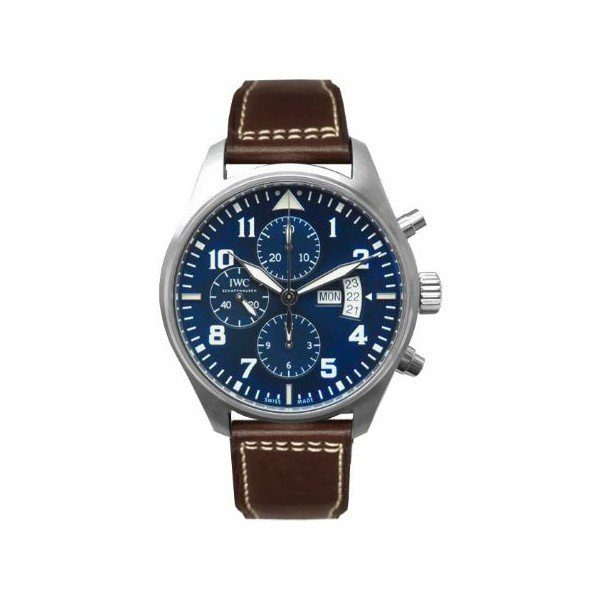 IWC PILOT LE PETIT PRINCE 43MM STAINLESS STEEL MEN'S WATCH