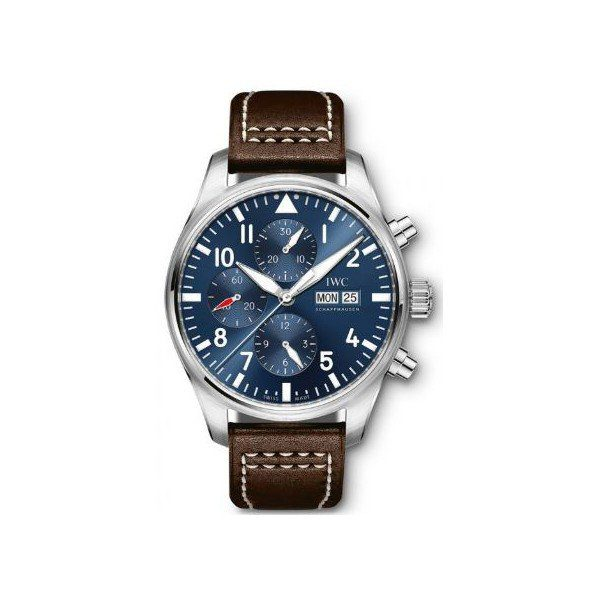 IWC PILOT CHRONOGRAPH 43MM STAINLESS STEEL MEN'S WATCH