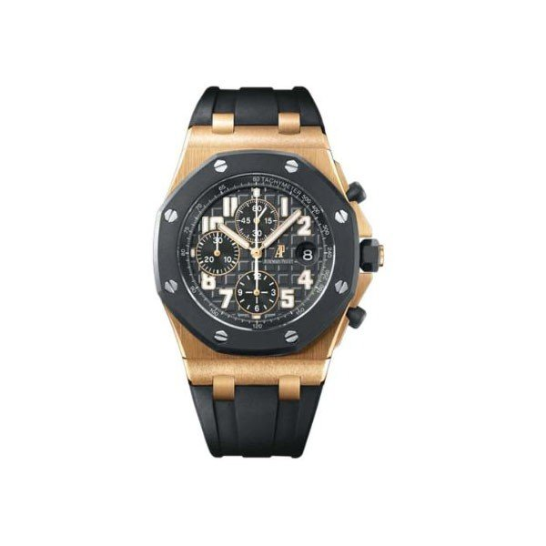 AUDEMARS PIGUET ROYAL OAK OFFSHORE 42MM 18KT ROSE GOLD MEN'S WATCH