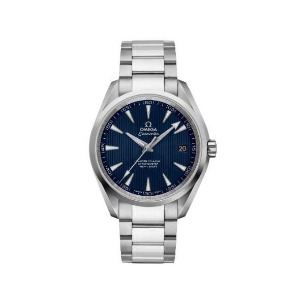 OMEGA SEAMASTER AQUA TERRA 41.5MM STAINLESS STEEL MEN'S WATCH