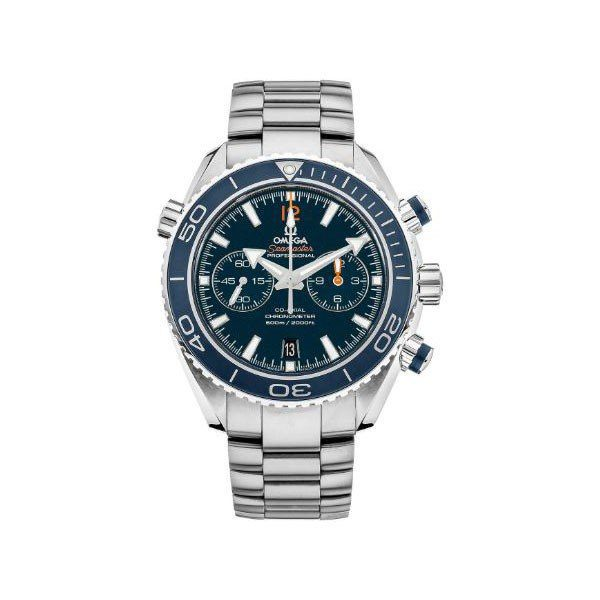 OMEGA SEAMASTER PLANET OCEAN TITANIUM 600M CHRONOGRAPH 45.5MM MEN'S WATCH
