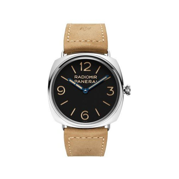 PANERAI RADIOMIR 3 DAYS ACCIAIO UNIQUE EDITION OF 500 PIECES 47MM STAINLESS STEEL MEN'S WATCH