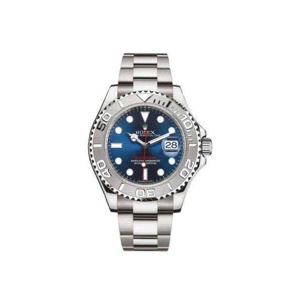 PROFESSIONAL ROLEX YACHT MASTER 40MM STAINLESS STEEL MEN'S WATCH