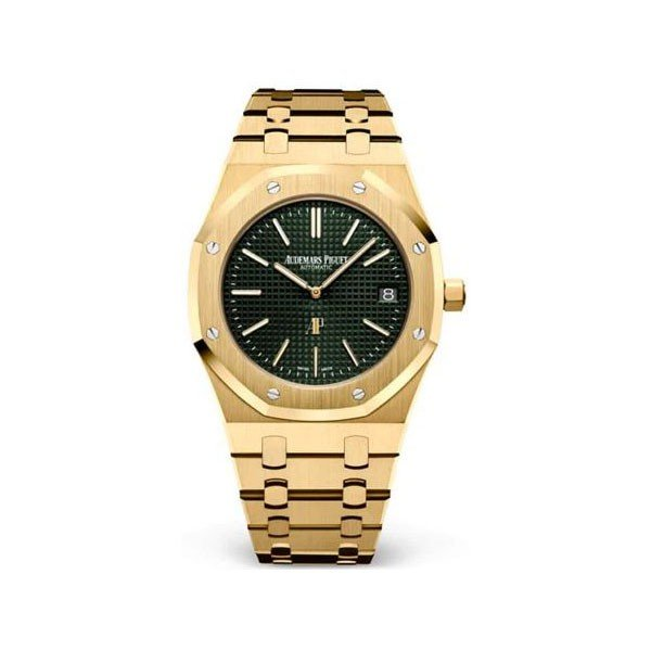 AUDEMARS PIGUET ROYAL OAK EXTRA-THIN 39MM 18KT YELLOW GOLD LIMITED EDITION TO 50 PCS MEN'S WATCH